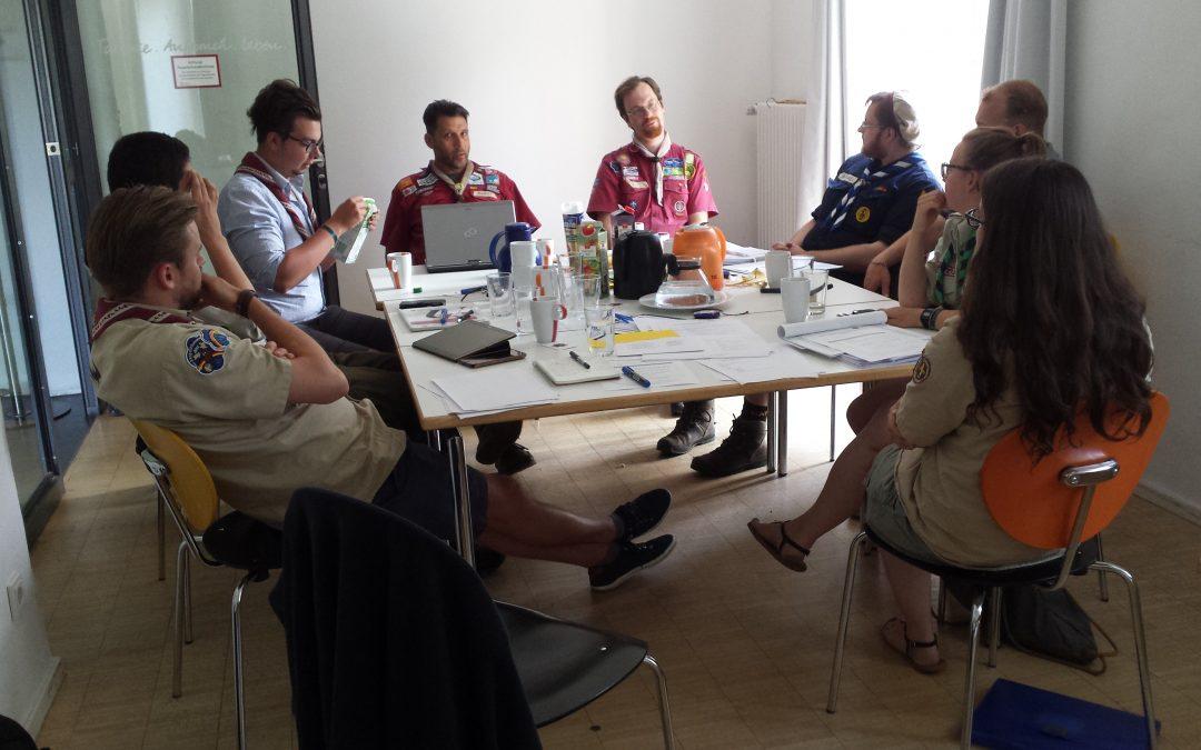 PfadfinderGESCHICHTEn in Polen und Deutschland – Vortreffen in München