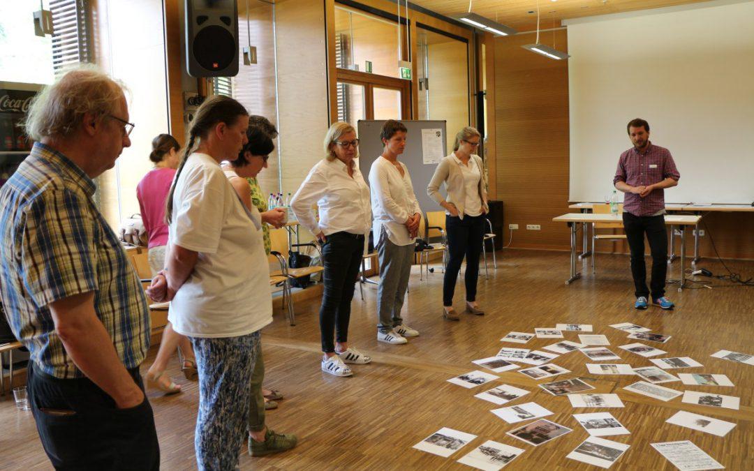 Fachtag Hörpfade – eine Kooperation mit dem Bayerischen Volkshochschulverband und dem BR