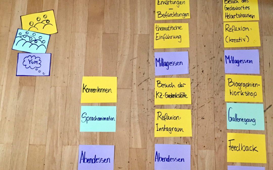 Die Deutsch-Tschechische Jugendbegegnung 18. – 23.06.