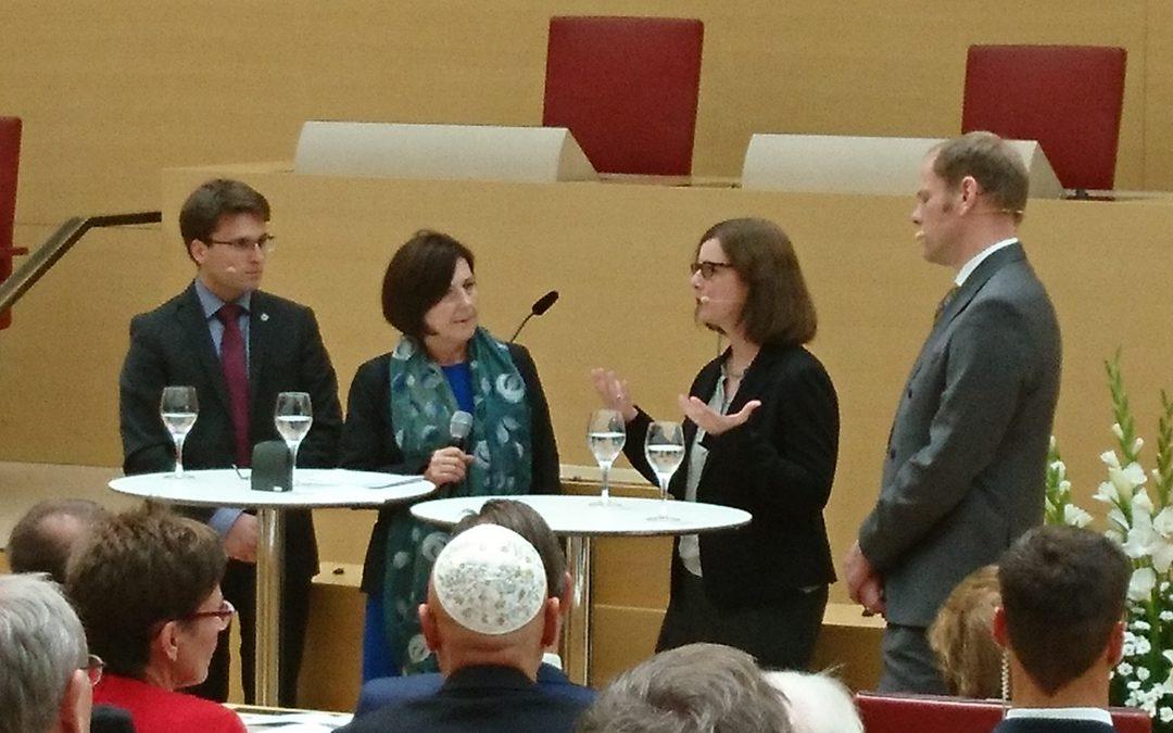 Die SPD Landtagsfraktion erinnert an Max Mannheimer