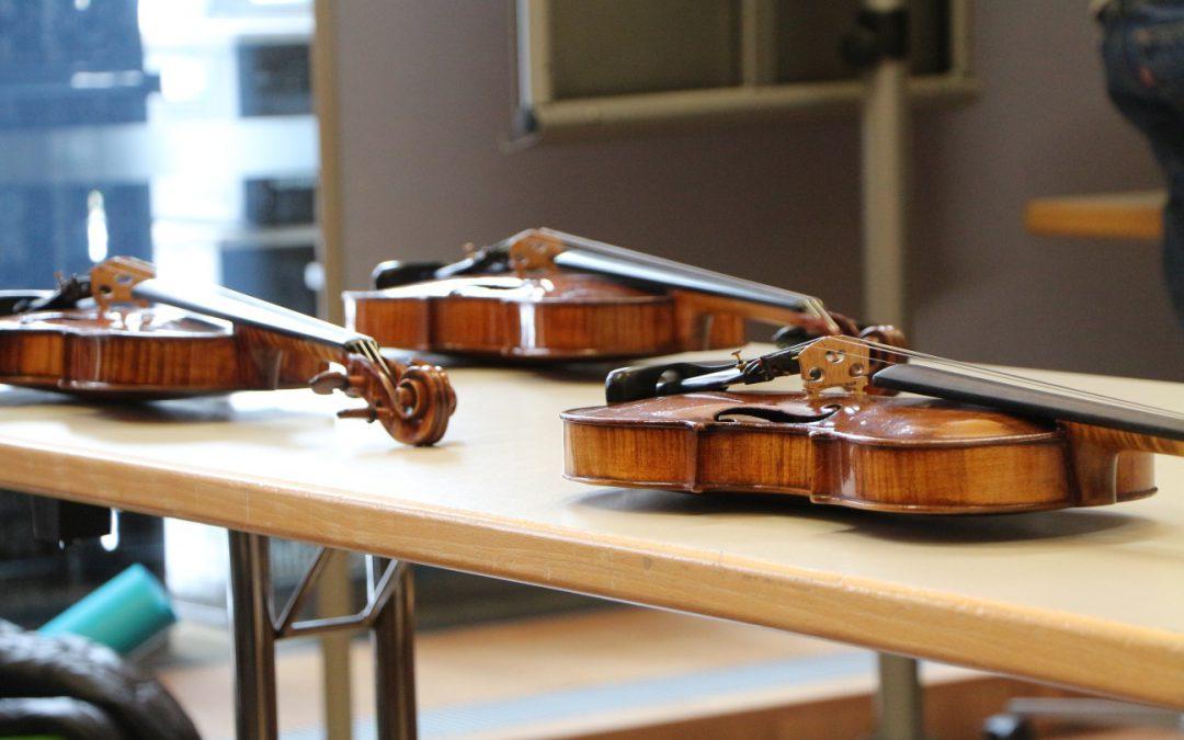 """""""Violins of Hope"""" – Ein Zeitzeugengespräch im Max Mannheimer Studienzentrum"""
