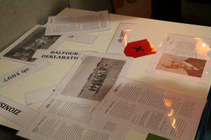 """Workshop zum Thema """"Antisemitismus und antisemitismuskritische Bildungsarbeit. Überlegungen und Anregungen am Beispiel des Nahostkonflikts"""""""