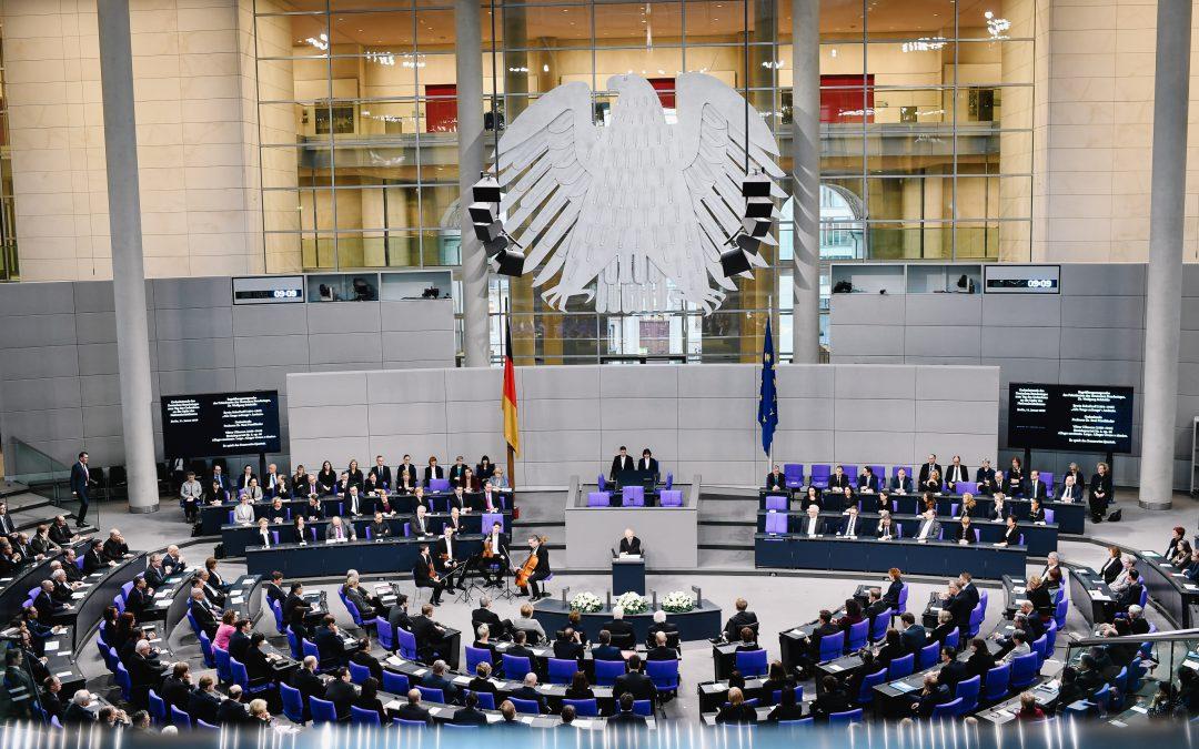 Jugendbegegnung des deutschen Bundestags 2019